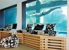 Luksuzno življenje - izjemni hišni bazeni