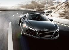 FOTO: Audijev luksuz - Audi R8 Spyder