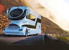 Najdražji avtodom na svetu prodan v Dubaju!