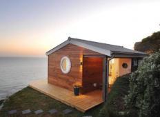 Čarobna hiša s pogledom na morje - luksuz brez primere