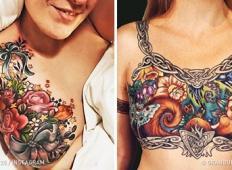 Tukaj je 16 trenutkov, kjer so umetniki spremenili brazgotine v čudovite tattooje, ki so mojstrsko delo